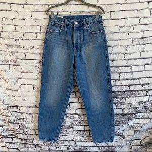 GAP Barrel High Rise Jeans Tall